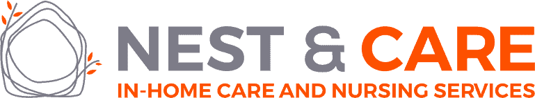 Nest and Care Logo