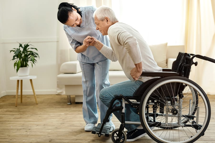 Does Your Elderly Loved One Have Special Needs? Elder Care Can Help.